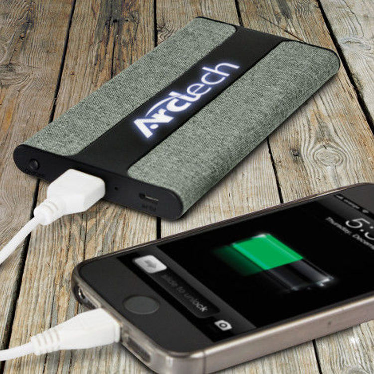 Picture of Lumos Light Up Power Bank