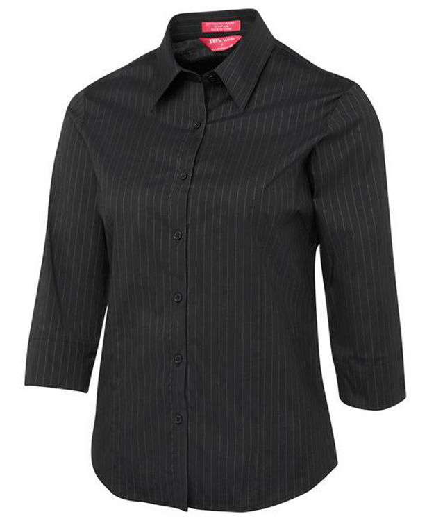 Picture of JB'S LADIES URBAN 3-4 POPLIN SHIRT