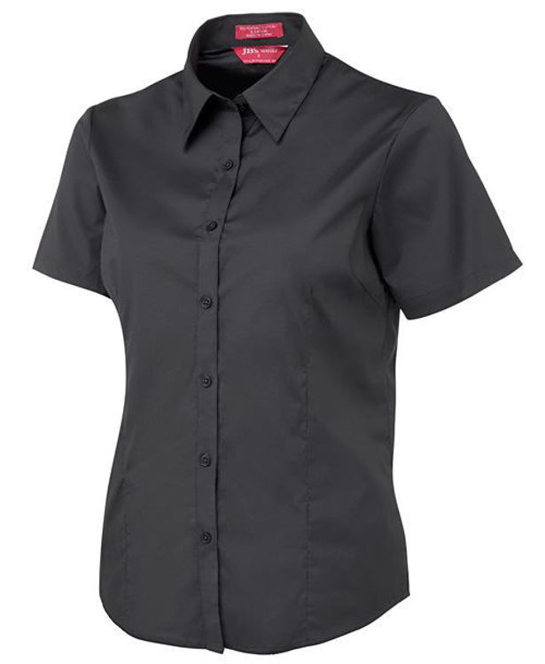 Picture of JB'S LADIES URBAN S-S POPLIN SHIRT