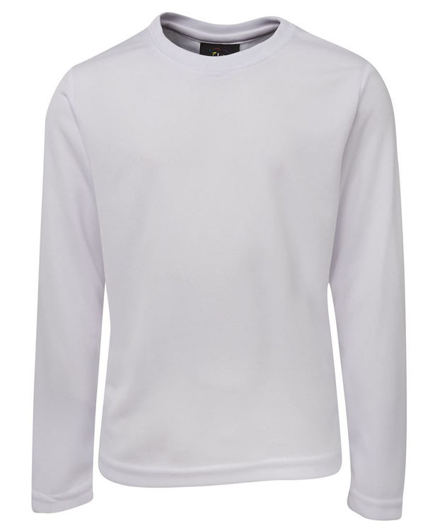 Picture of PODIUM  L-S POLY TEE