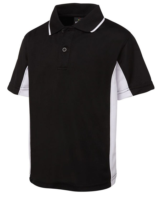 Picture of PODIUM KIDS CONTRAST POLO
