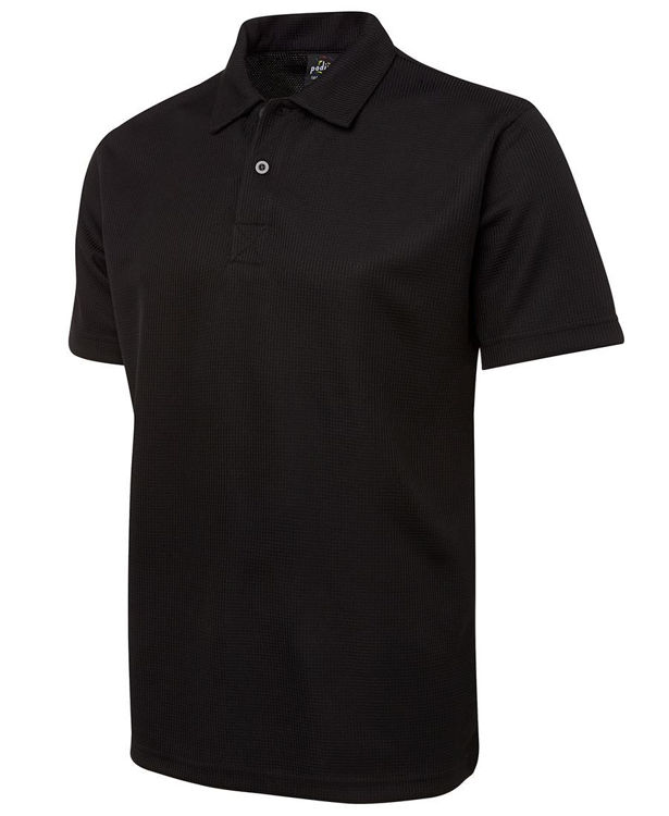 Picture of PODIUM WAFFLE SPORT POLO