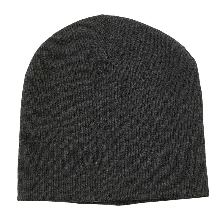 Picture of Heather Skull Beanie