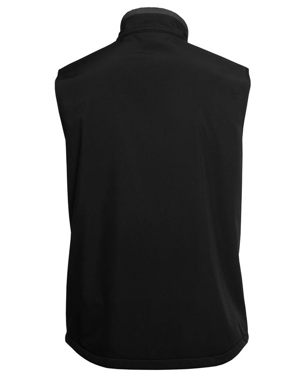 Picture of PODIUM  WATER RESISTANT SOFTSHELL VEST