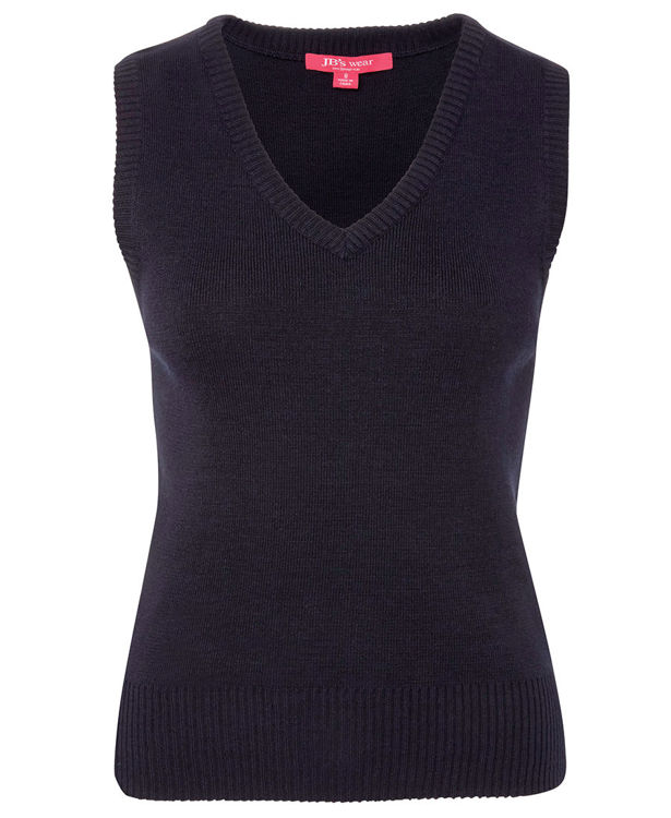 Picture of JB's LADIES KNITTED VEST