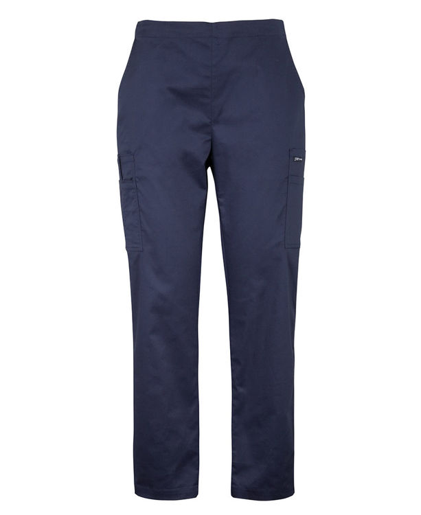 Picture of JB's LADIES PREMIUM SCRUB CARGO PANT