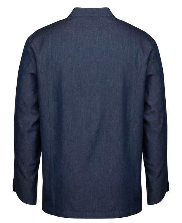 Picture of JB's DENIM L/S CHEFS JACKET