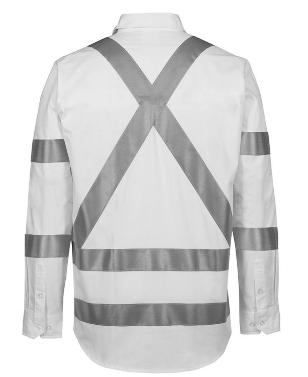 Picture of JB's BIOMOTION NIGHT 190G SHIRT WITH REFLECTIVE TAPE
