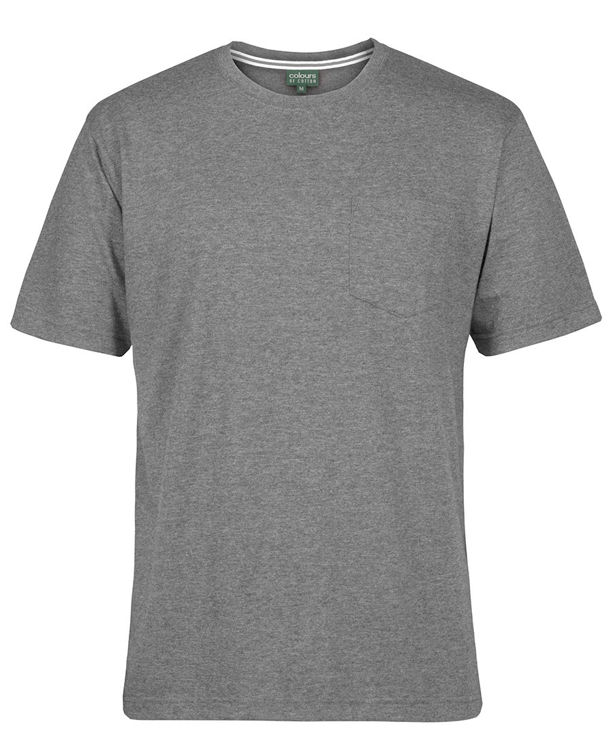 Picture of C OF C POCKET TEE