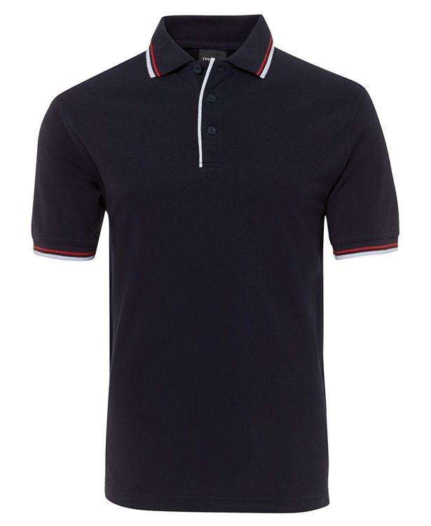 Picture of JB'S DOUBLE CONTRAST POLO