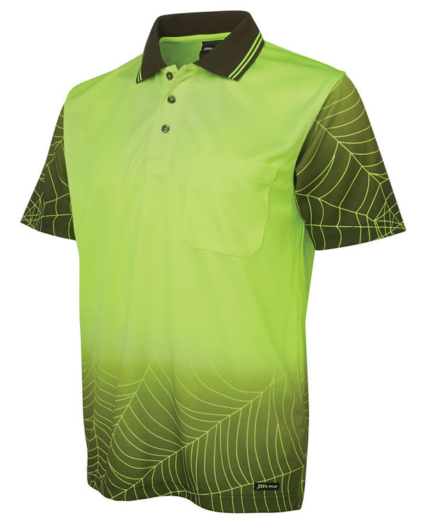 Picture of JB'S HI VIS S-S WEB POLO