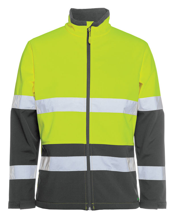 Picture of JB's HV D+N WATER RESISTANT SOFTSHELL JACKET