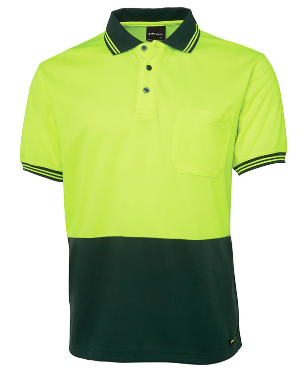 Picture of JB's HV S/S TRAD POLO