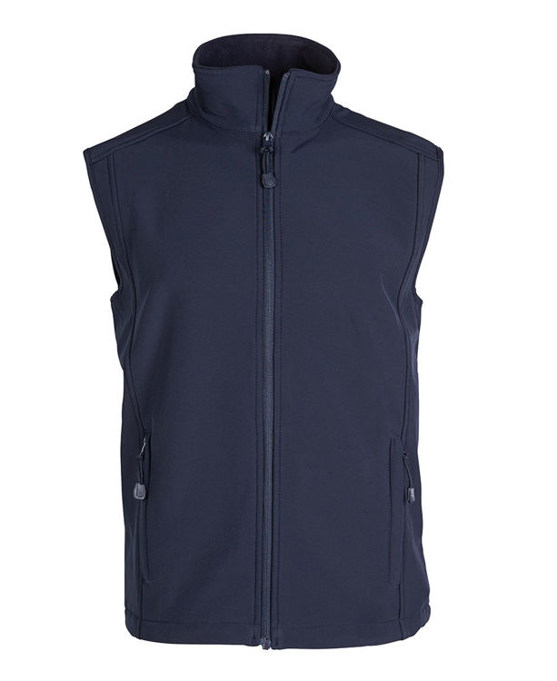 Picture of JB's KIDS LAYER (SOFTSHELL) VEST