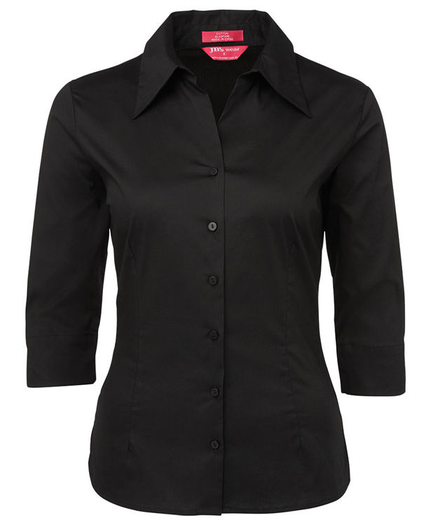 Picture of JB's LADIES 3/4 FITTED SHIRT
