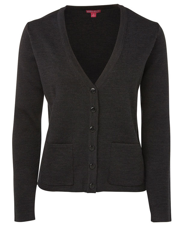 Picture of JB's LADIES KNITTED CARDIGAN