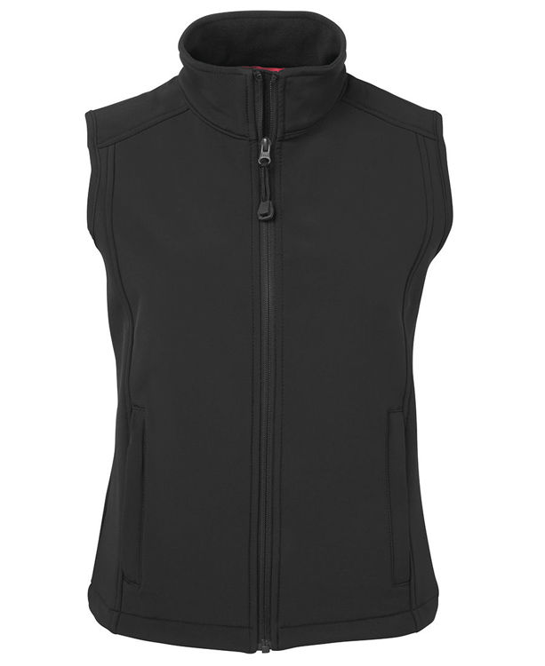 Picture of JB's LADIES LAYER (SOFTSHELL) VEST