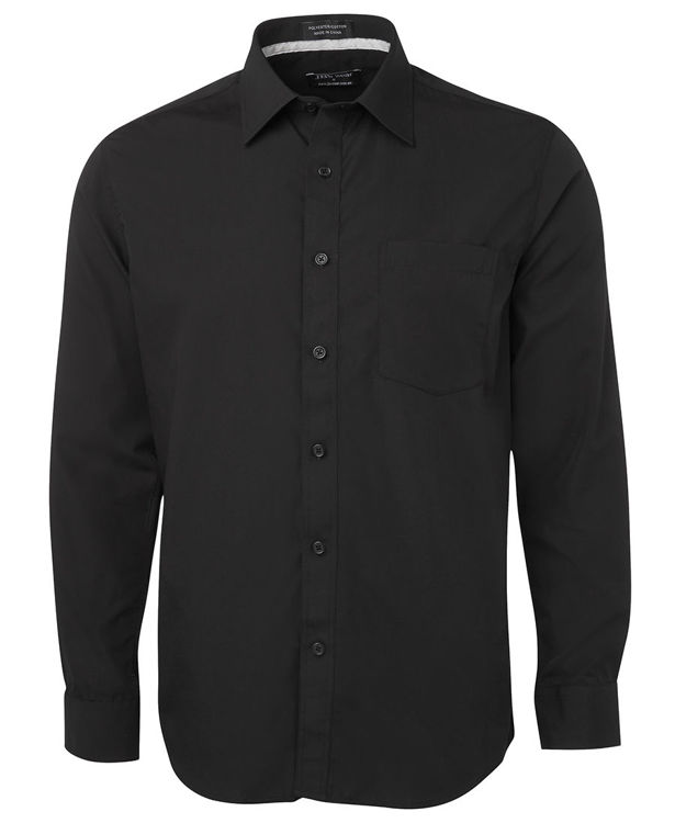 Picture of JB'S L-S CONTRAST PLACKET SHIRT