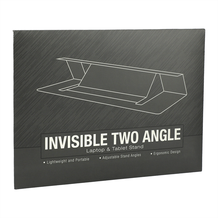 Picture of Invisible Two Angle Laptop & Tablet Stand