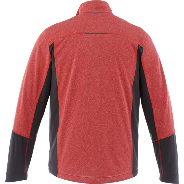 Picture of VERDI Hybrid Softshell Jacket - Mens