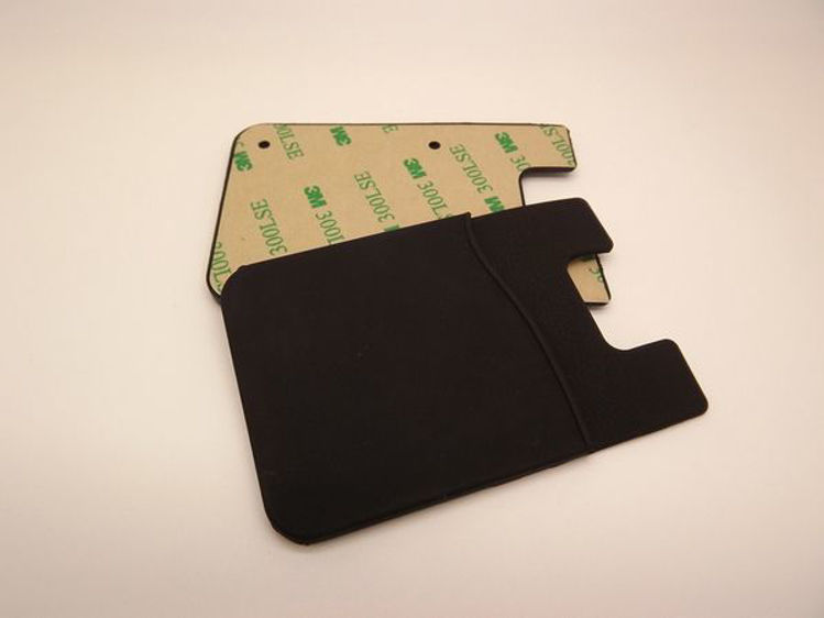 Picture of Silicon Phone Wallet