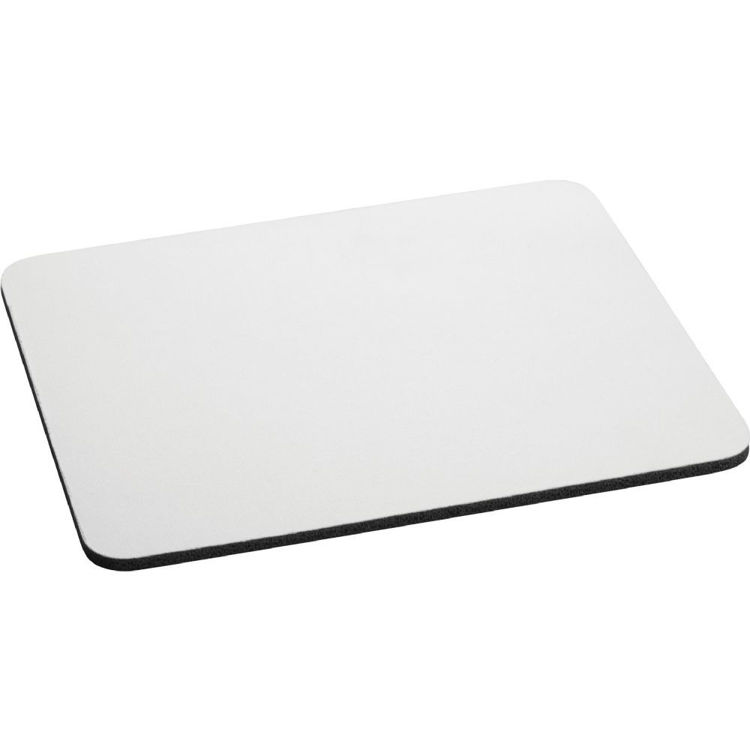 Picture of 1/4'''' Rectangular Rubber Mouse Pad