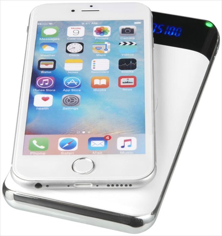 Picture of Constant 10000MAH Wireless Power Bank with LED